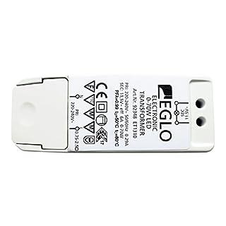 EGLO 92348 LED Trafo 0-70 Watt Plastik, weiß