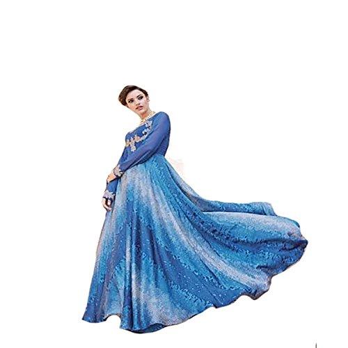 Kaftan Dress Party Bollywood Anarkali Salwar Kmeez 8757 Wear Women Hijab Designer dWrCexBo