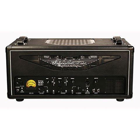 Ashdown BTA 400 · Topteil E-Bass