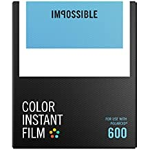Impossible Color Film - Película fotográfica instantánea