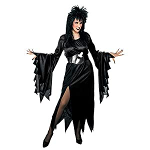 WIDMANN 39161?Disfraz de bruja Vampiresa/