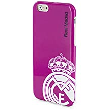Real Madrid RMCI013 - Funda TPU para Apple iPhone 6 Plus