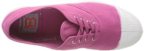 Bensimon Tennis, Baskets mode femme Rose (Framboise 411)