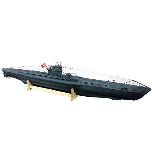 ARKMODEL Deutsch U-Boot Typ VIIC U-Boot 1:48 Modelle Kunststoff Hobby Kit C7602K (Kunststoff-modell Boote)
