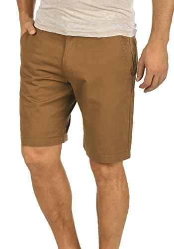 !Solid Thement Herren Chino Shorts Bermuda Kurze Hose aus 100% Baumwolle Regular Fit, Größe:XXL, Farbe:Cinnamon (5056) -
