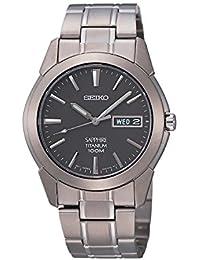 9f302c2c92ab Amazon.es  hombre relojes seiko titanio - Incluir no disponibles ...