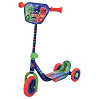 MV SPORTS PJ Mask First Tri Scooter - Blue and Green