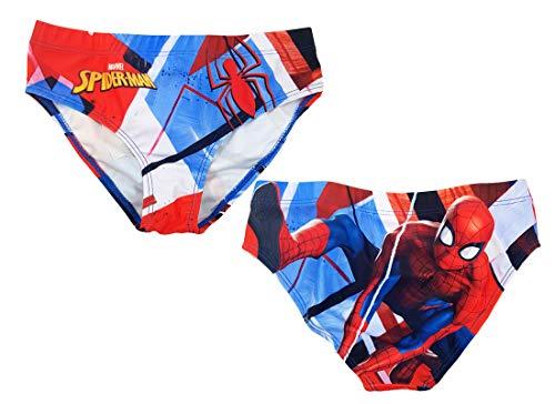 Costume Slip Bambino Spiderman 46147 (4 Anni)