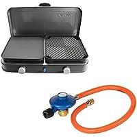 Cadac 2 Cook 2 Pro Deluxe + EN417 Adapter