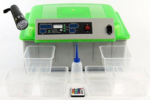 Heusa tech incubatrice completamente automatica allevatori rettile verde uova esotiche, cova macchina incubatrice, macchina di allevamento
