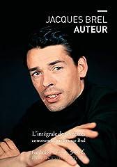 estimation pour le livre Jacques Brel auteur : L'intégrale de ses textes...