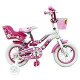 SCHIANO Cicli Bicicletta 16 Butterfly 01V. Bianco/Rosa