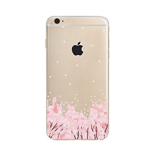 Crystal TPU Silicone Case for Apple iPhone 5 / 5S /iPhone SE JMEI-B