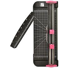 Toga OU17 Massicot Portatif Plastique Noir 18 x 45 x 3.5 cm