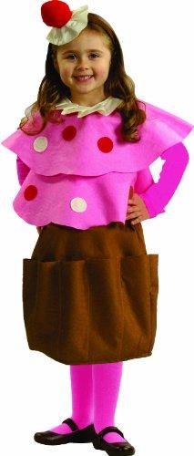 Cupcake Kinder Kostüm - Dress Up America Süßes kleines cremiges