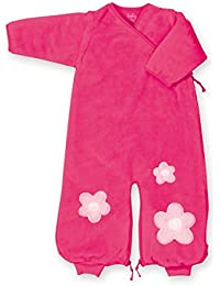 Bemini by Baby Boum Softy Sleeping Bag (3-9 Months, Lizie 57 Pompon)
