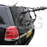 Voiture 3Vélo Cycle Transporteur de porte arrière de coffre monté sur Vauxhall Zafira 1998–2016