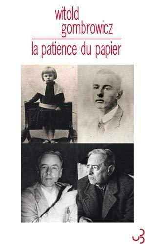 La patience du papier par (Broché - Apr 4, 2019)