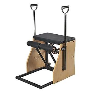 Elina Pilates Combo Chair_Base Acero