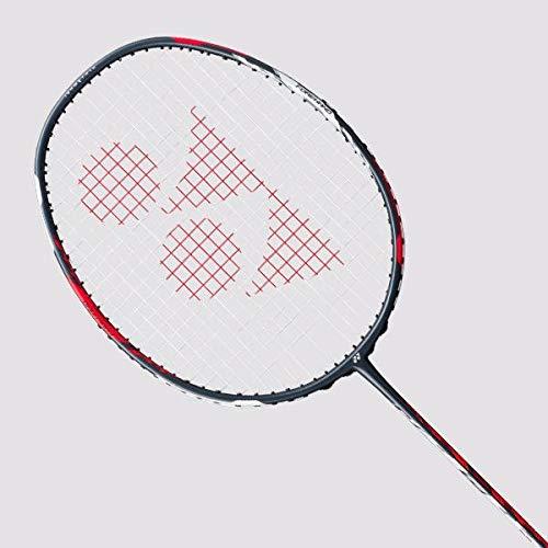 Yonex Duora 77 Badmintonschläger (3UG4) (besaitet mit BG65@ 24lbs)