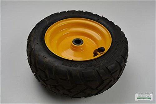 Antriebsrad Reifen Rad Felge passend Schneefräse 4-5 PS TN.34