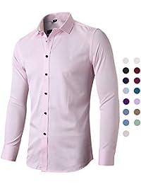 ca93a5eb90 Amazon.es  Rosa - Camisas   Camisetas