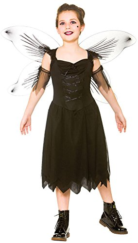 Dark Fairy - Kids Costume 11 - 13 years (Dark Fairy Kostüm Kinder)