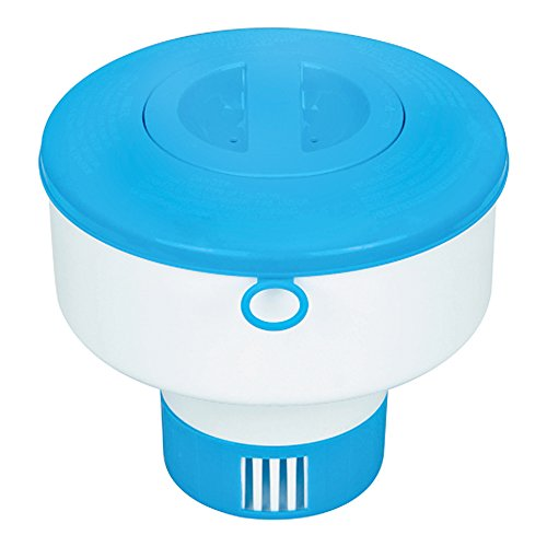 Intex Floating Chemical Dosierschwimmer - Poolzubehör - Chlorspender - 17,8 cm