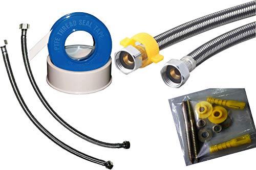 Candes Water Heater Installation Kit (Steel)
