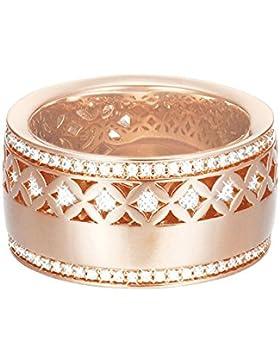 ESPRIT Damen-Ring JW50220 rhodiniert Zirkonia weiß Gr. 54 (17.2)