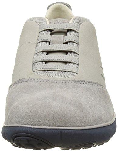 Geox U Nebula B, Sneakers Basses Homme Beige (Rock/Navyc5Yf4)