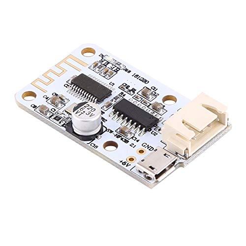 Mini Digital Verstärker Modul Board USB Netzteil 3W + 3W Bluetooth Audio Board Elektronischer Empfänger für Lautsprecher - Elektronische Empfänger