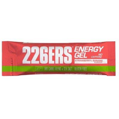 226ERS Energy Gel BIO 15 x 40g Fresa y Plátano