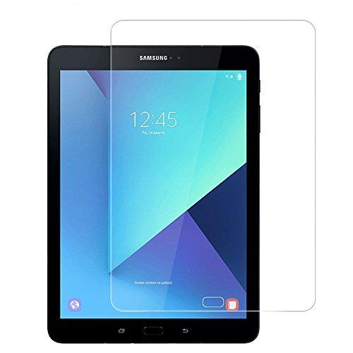 EasyAcc Samsung Galaxy Tab S3 / Tab S2 9.7 Schutzfolie Glas Panzerfolie Klar Anti-Kratz Displayschutzfolie Glas für Samsung Galaxy Tab S3 T820/ T825 (9,68 Zoll) / Samsung Galaxy Tab S2 9.7 - 9H Hardness aus gehärtetem Glas