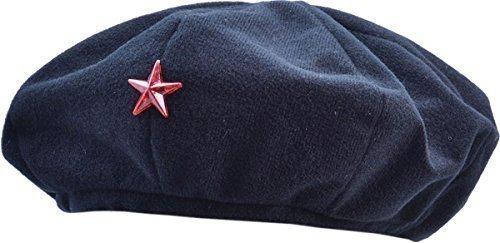Erwachsene Kostüm Party Zubehör Che Guevara Kubanisch Herren Revolutionärs Hut (Erwachsenen Kostüm-party)
