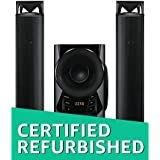 (CERTIFIED REFURBISHED) Philips MMS2160B/94 2.1 Channel Convertible Multimedia Speaker System
