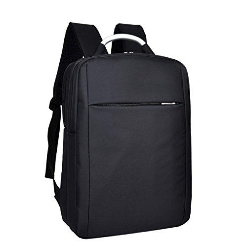 LAIDAYE Geschäft Schulter Laptop-Tasche Business Freizeit Mehrzweck- Reiserucksack H