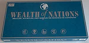 Wealth of Nations board game