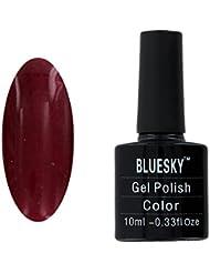 Blue Sky Vernis à ongles gel, rouge Baronne 10ml