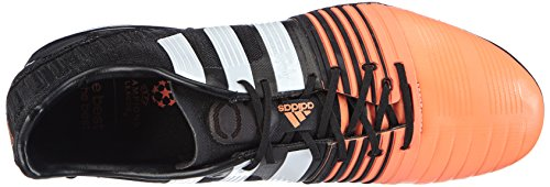 Adidas Performance Nitrocharge 1.0 Ag, Football Compétition Homme Multicolore (core Black/ftwr White/flash Orange S15)