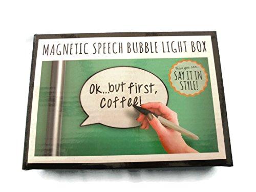 magnétique Bulle Boîte à lumière A6 Taille