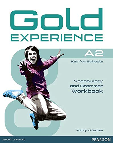 Gold experience A2 Grammar and vocabulary - Libro