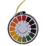 Pinzhi 5m pH Säure Test Papier Streifen Rollen Klebeband 1 14 Breitspektrum Lackmus Indikatoren