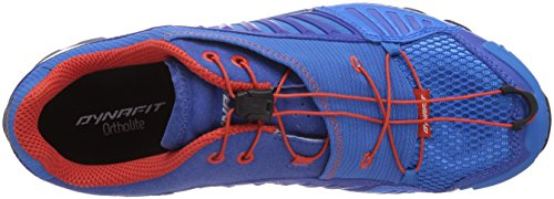 Dynafit Ms Feline Sl_4053865279100_firebrick/uppercut_12, Chaussures de Trail Homme Bleu (Sparta Blue/uppercut)