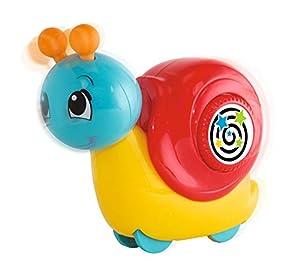 "Simba 104010030 ""ABC - Press N Go Snail - Juguete para bebé"