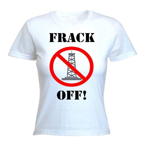Frack Off Women's T-Shirt