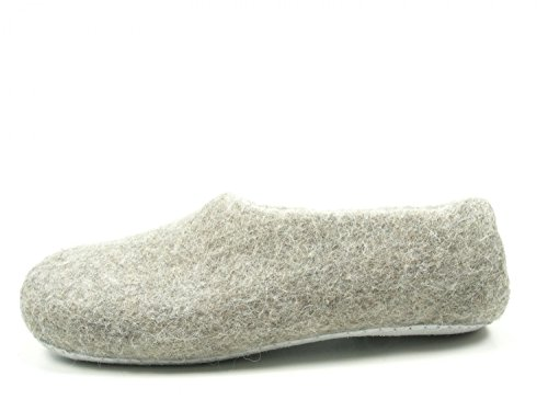 Uomo Nepal Grau 7991 Pantofole Rohde qBx8waRR