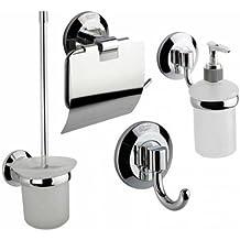 Außergewöhnlich Design Badezimmer Set/Garnitur/4 Teilig/Bad/WC