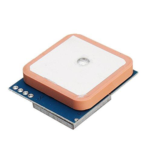 LaDicha GPS-Modul Mit Keramik-Antenne GPS-Empfänger Ttl9600 Für Apm Pix Px4 Cc3D Naze32 F3
