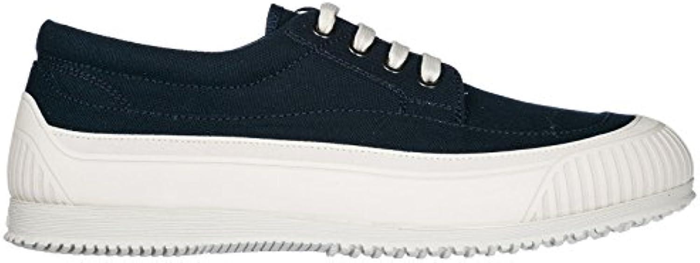 Hogan Zapatos Zapatillas de Deporte Hombres Nuevo H258 Blu